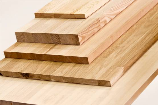 Klijuotos medienos skydai – kas tai?