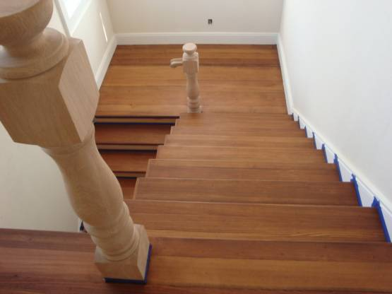 Kaip pasirinkti tinkamas laiptų pakopas?