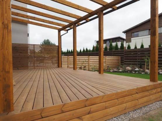 Profesionalūs terasos montavimo patarimai